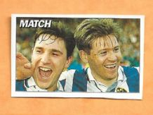 Sheffield Wednesday David Hirst & Chris Waddle S94